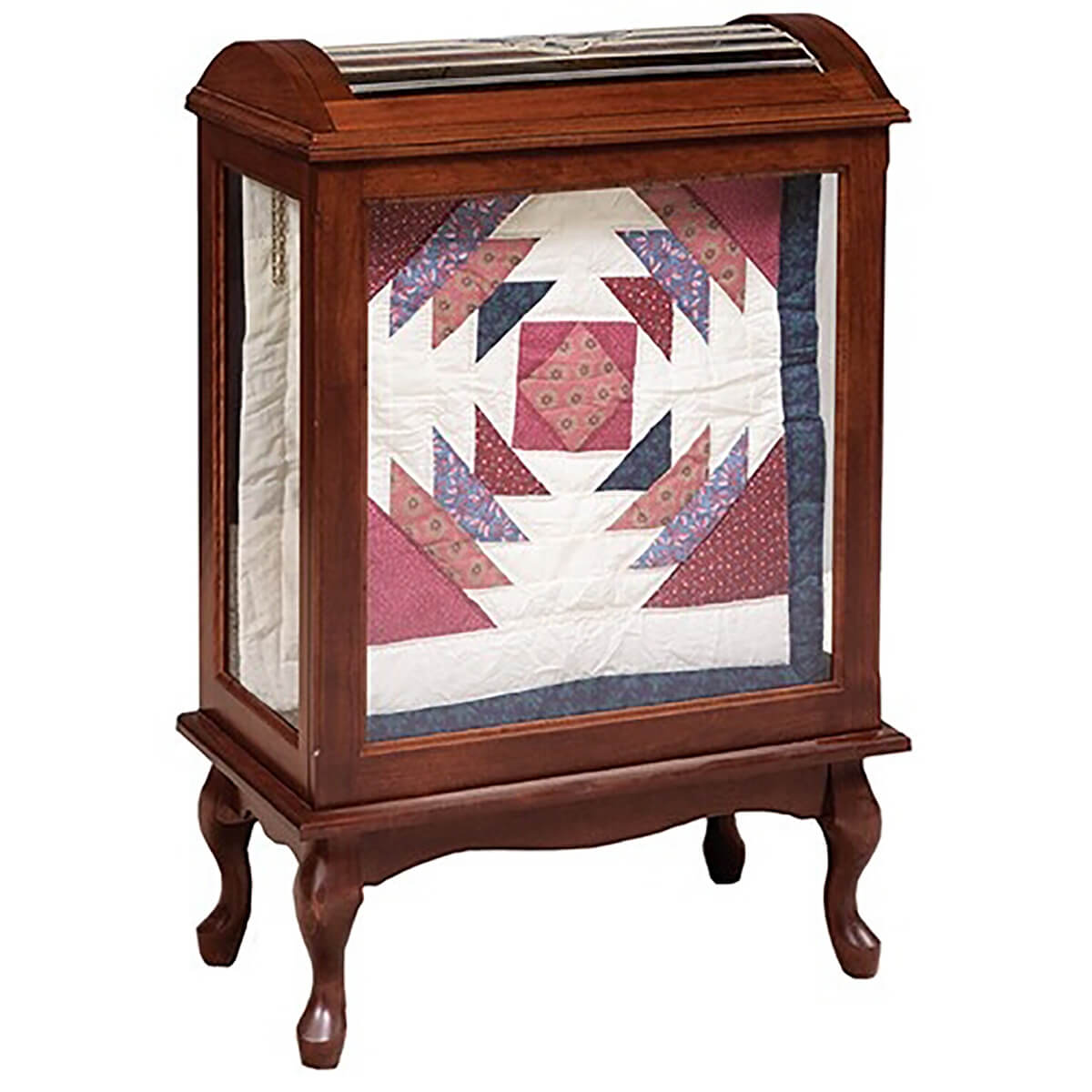 specialty furniture quilt holder